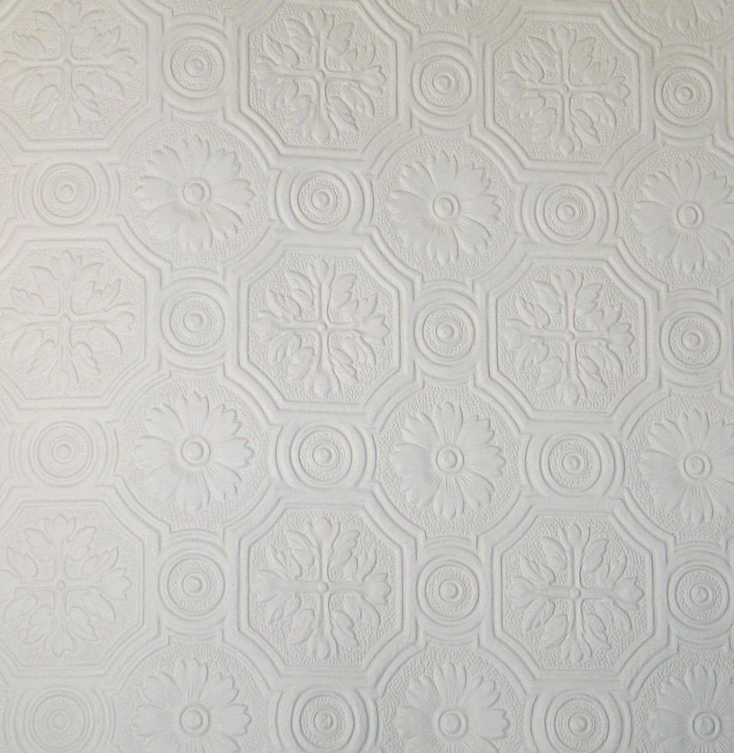 Or Similar For CeilingsAnaglypta Wallpaper