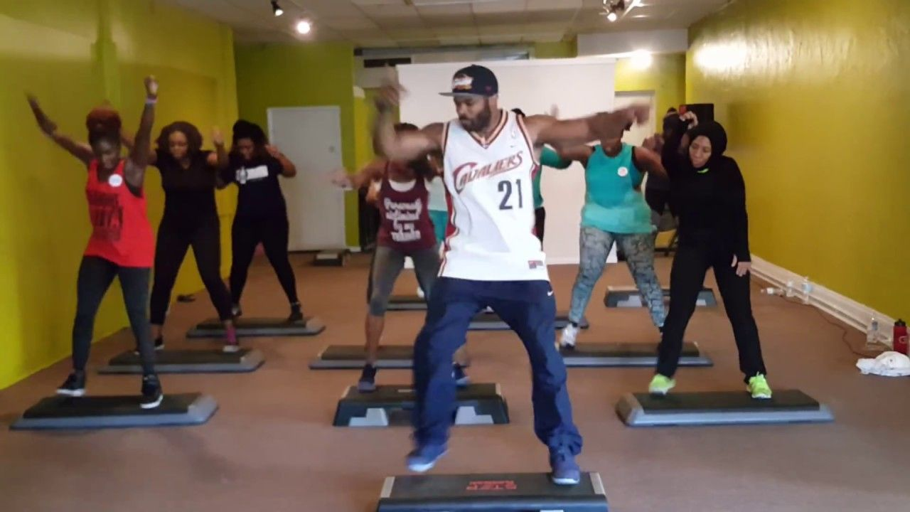 Xtreme Hip Hop With Phil Grown Folk Music Hip Hop Workout