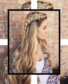 Summer Hairstyles | Long Female Hair | Cute Easy Formal Hairstyles #easyformalhairstyles