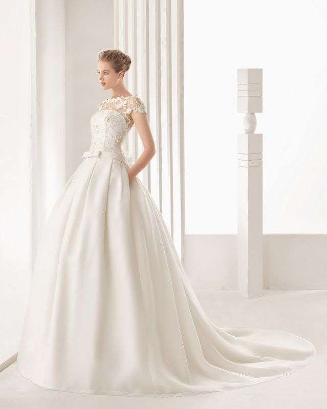 DALLAS - 2017 Bridal Collection. Rosa Clará.