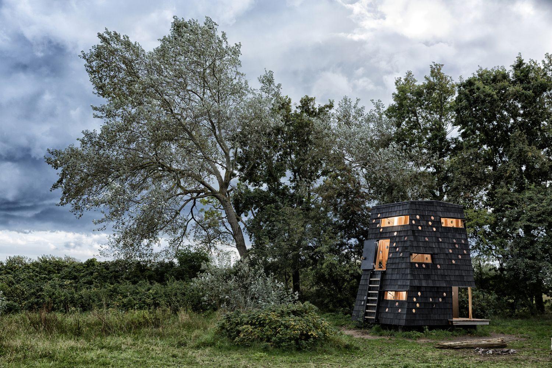 Galería de Refugios junto al Mar - Blue Landmarks / LUMO Architects - 10