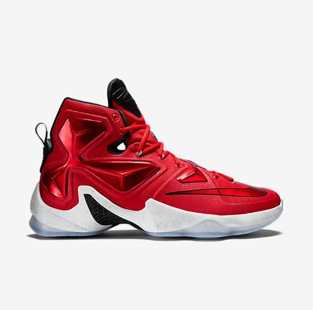 nouveau concept 93867 0ecc3 LeBron XIII Chaussure de basket-ball prix promo Baskets ...