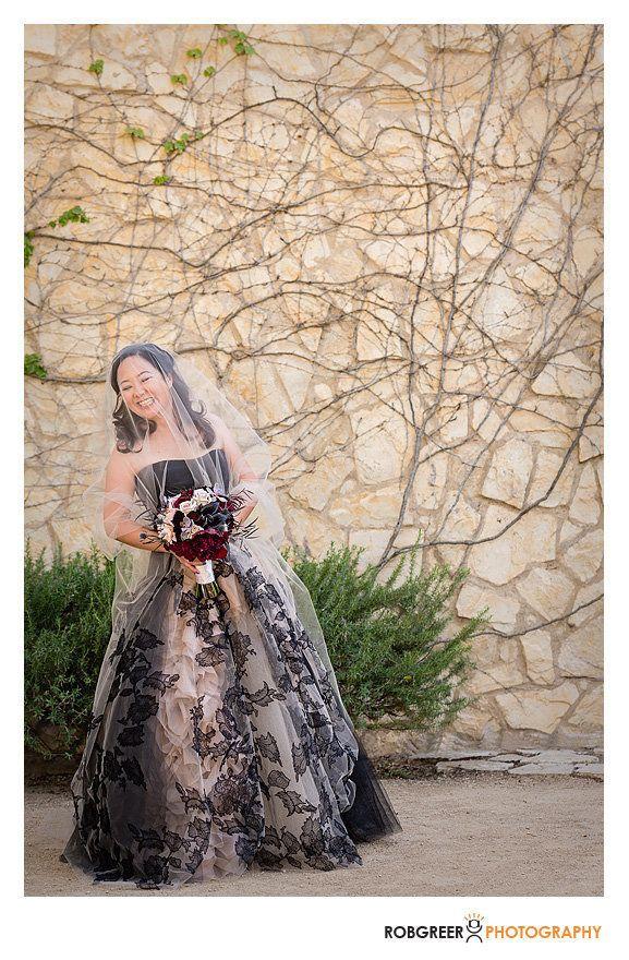 9703e41f16 23 Dark Wedding Dresses For Brides Who Think White Is Trite | HuffPost