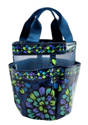 Shower Caddy For College Beauteous Shower Caddy In Indigo Pop  Get Organized  Pinterest  College Decorating Design