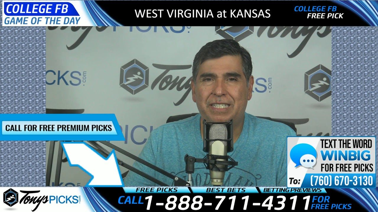West Virginia vs. Kansas Free NCAA Football Picks and