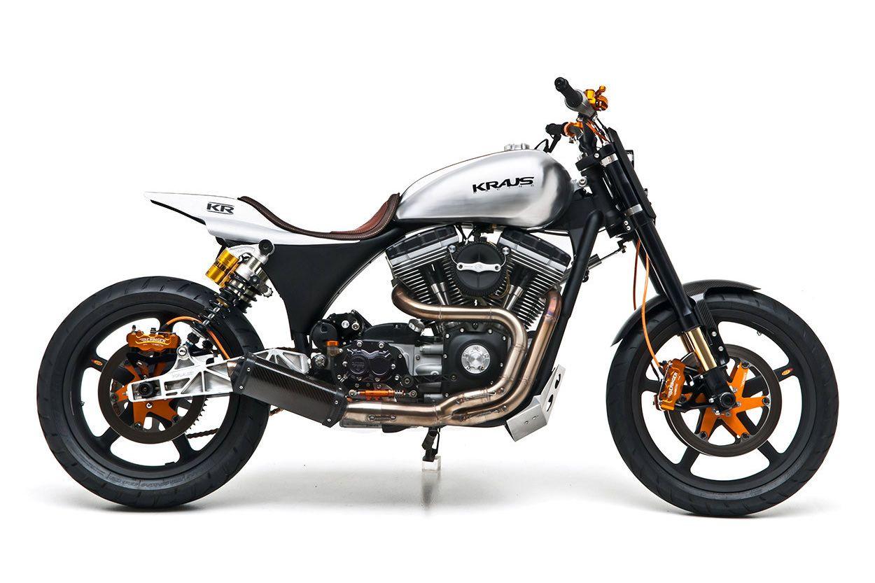Tracker V � Custom Harley Davidson Dyna: Harley - Dyna Street Tracker