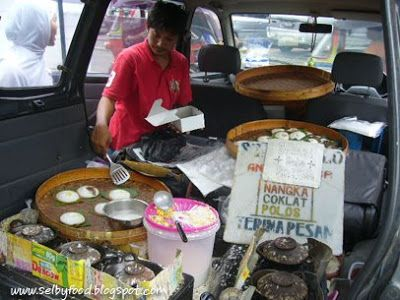 Selby S Food Corner Kue Serabi Solo Eat Food Eat Street Food