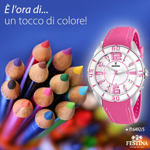 È l'ora di dare un tocco di colore a questo lunedì!