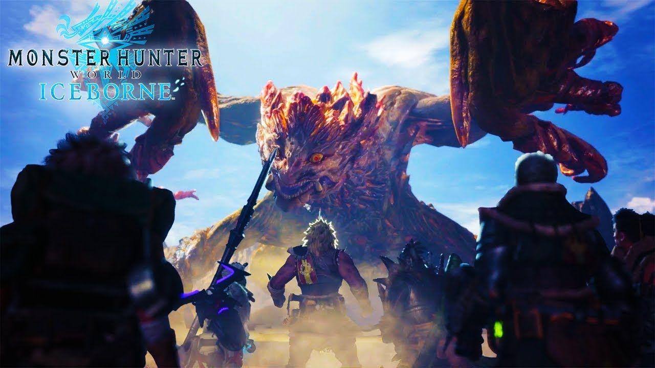 Monster Hunter World Iceborne Final Boss And Ending Youtube Monster Hunter Monster Hunter World Monster