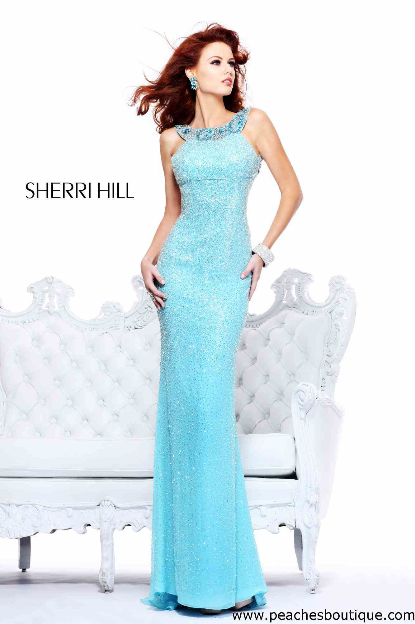 Sherri hill prom dress designer diversity pinterest