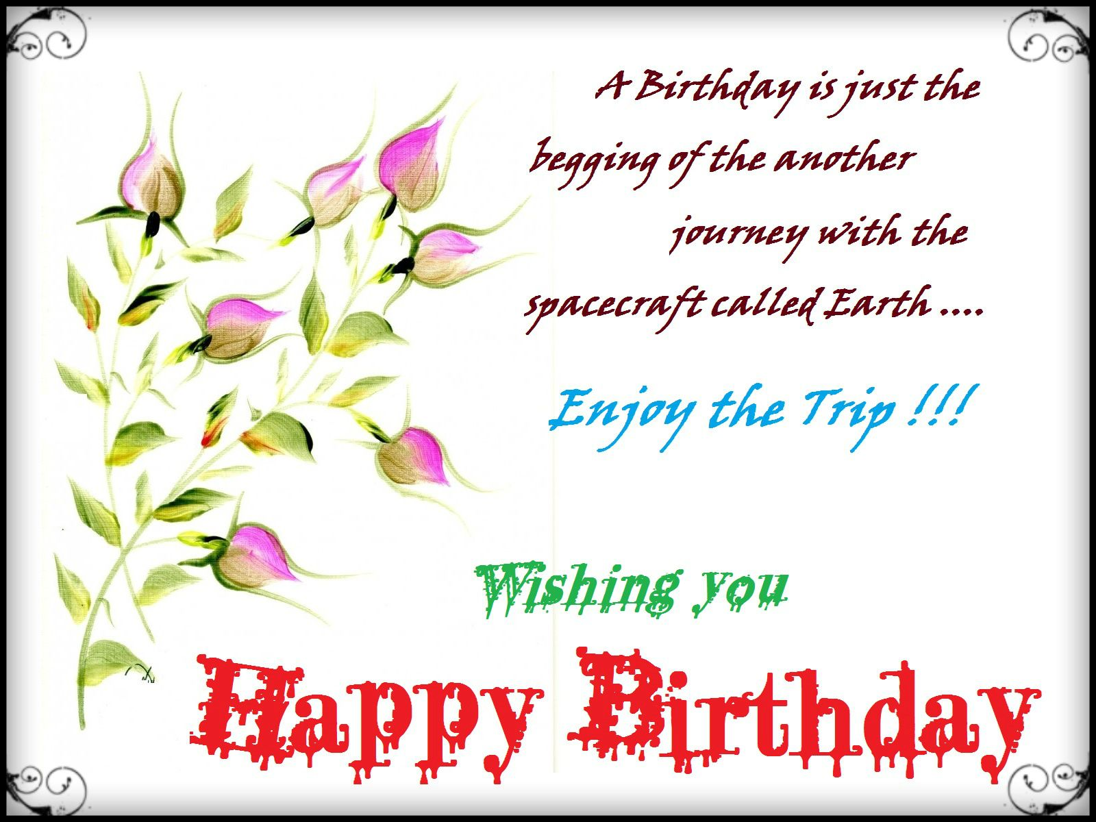 Pin by Vikas Pandey on Happy Birthday Cards Pinterest