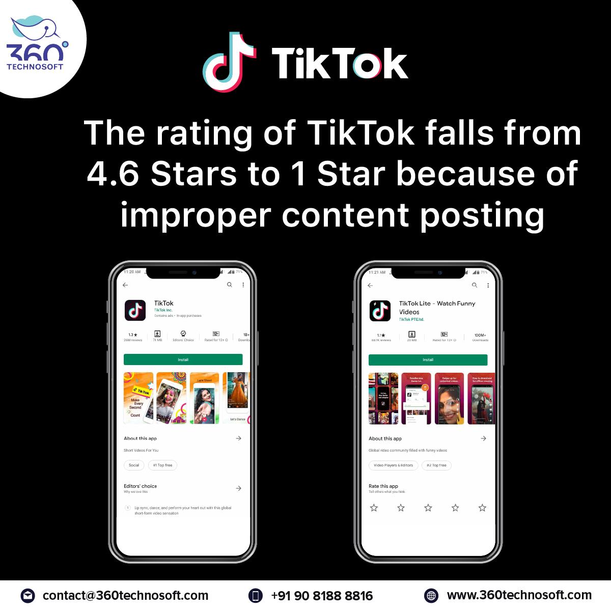 Tiktok In Trouble Mobile App Development Mobile App Development Companies App Development