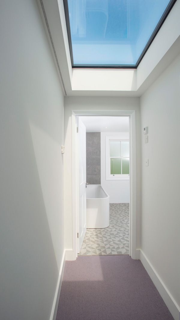 Loft conversion in highbury n5 loft bathroom bathroom for Bathroom ideas loft conversion