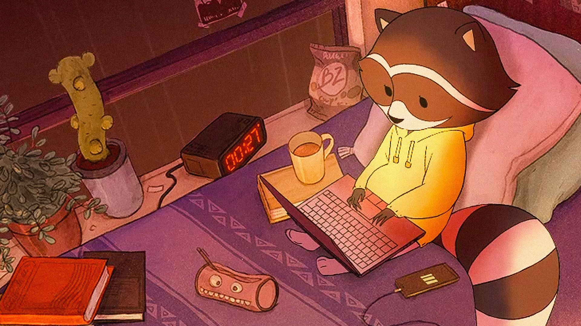 24 Hours A Day The Best Chillest Jazzy Lofi Hip Hop Tracks Hip Hop Radio Cartoon Art Hip Hop Art
