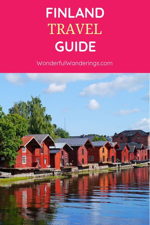 Check this Finland travel guide for information on places like Helsinki, Turku, and Lapland, on the food, the nature, and the culture and to know what to pack both for winter and summer.