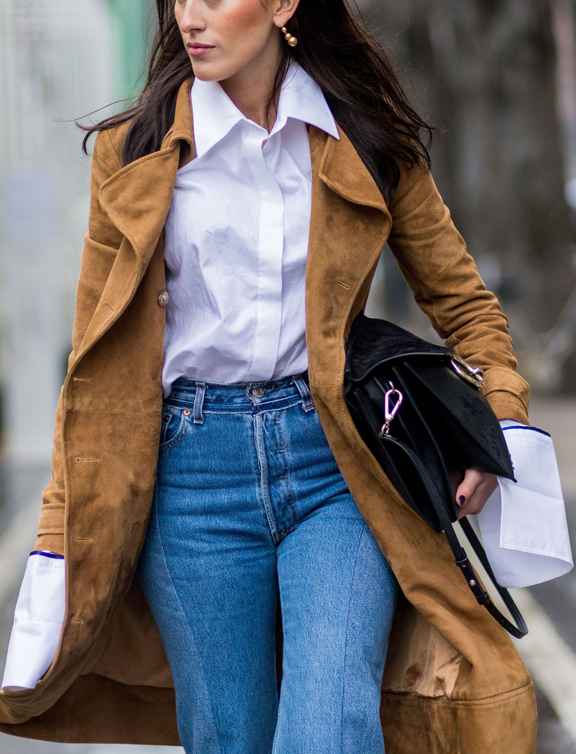 streetstyle snaps to convince you to wear your sleeves extra