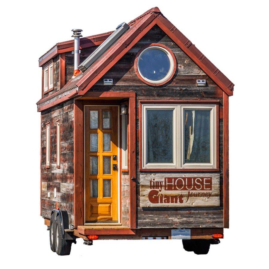 Tiny House, Giant Journey  Tiny house, Tiny house on wheels