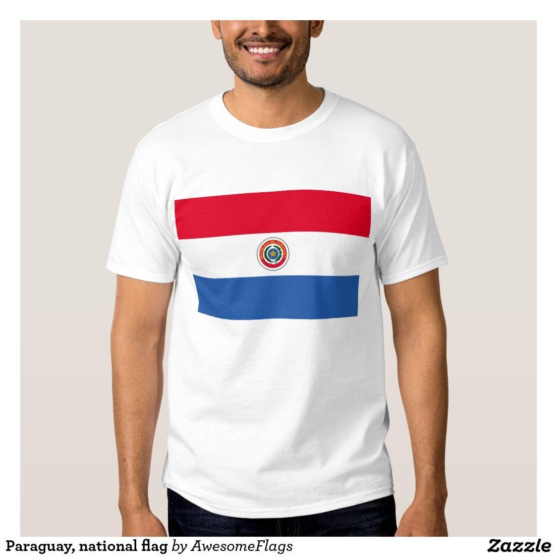 Paraguay, national flag