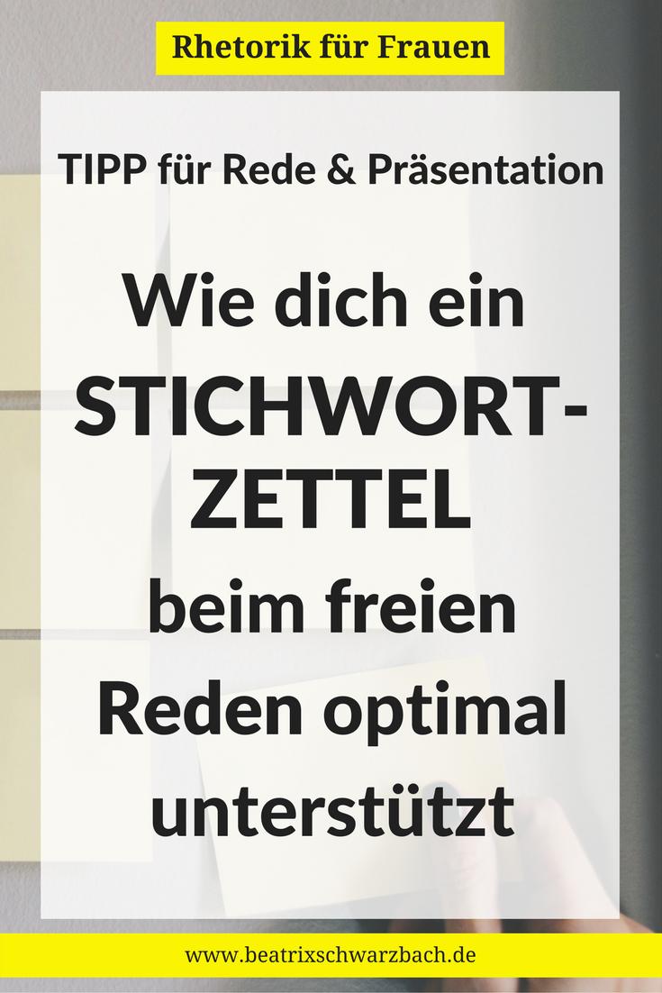 Beatrix Schwarzbach Rhetorik Blog Rhetorik Vortrag Halten Prasentation Halten