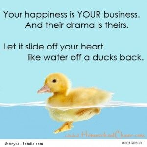 Image result for like water off a duck's back