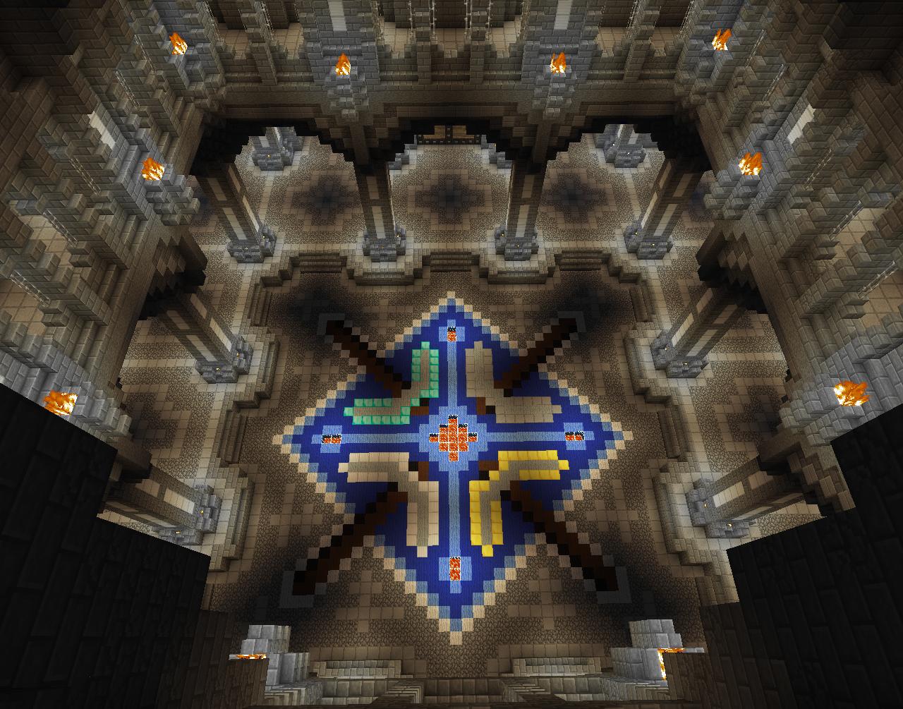 Factions Interior Base Design