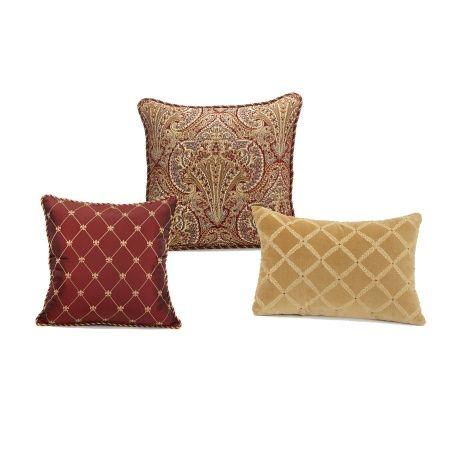 Croscill Premier Decorative Pillows Homedecor Pillows Www Croscill Living Com Pillows Decorative Pillows Croscill Bedding