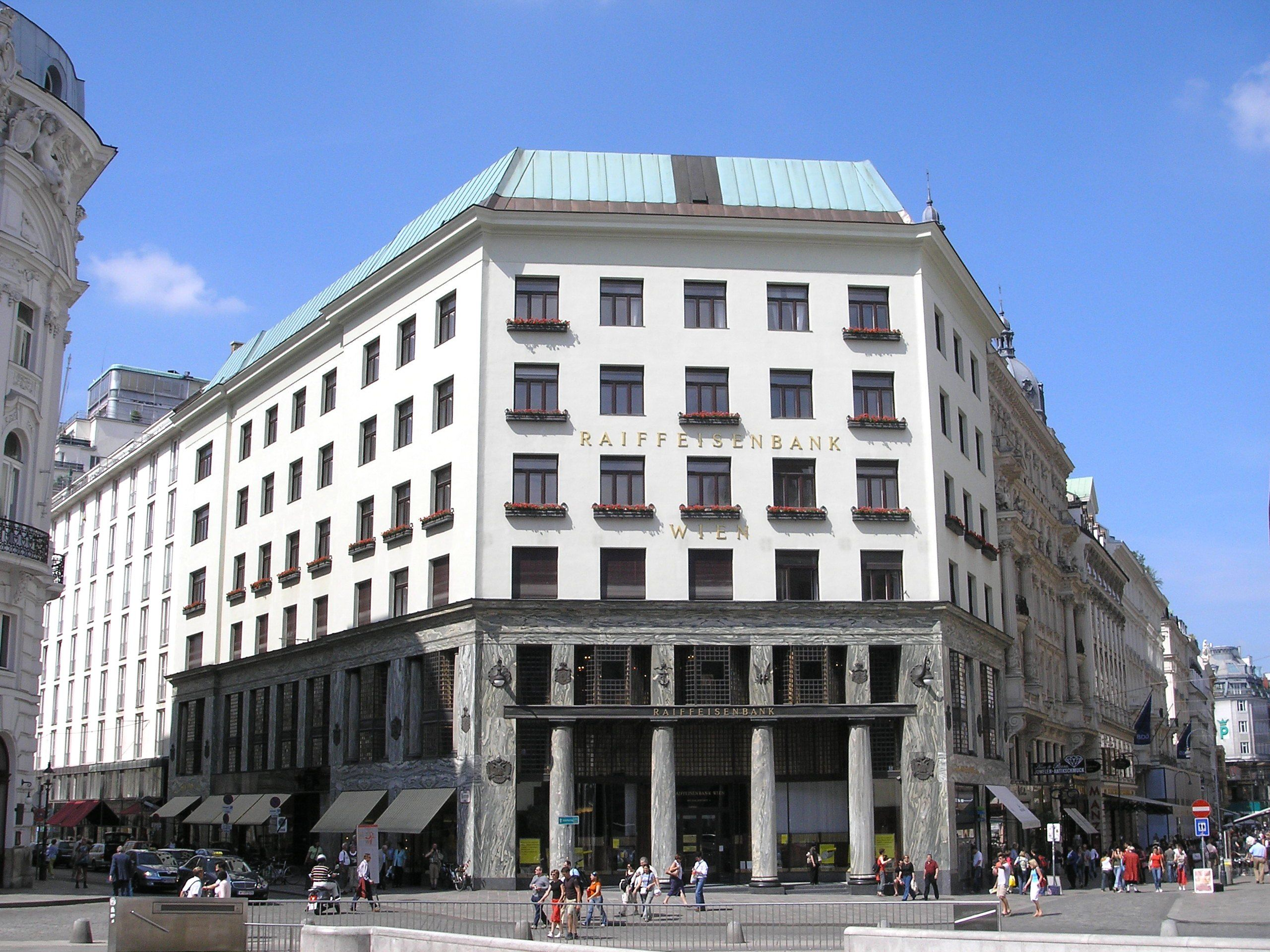 Looshaus wien must see architecture wien ber hmte geb ude und jugendstil architektur - Beruhmte architektur ...