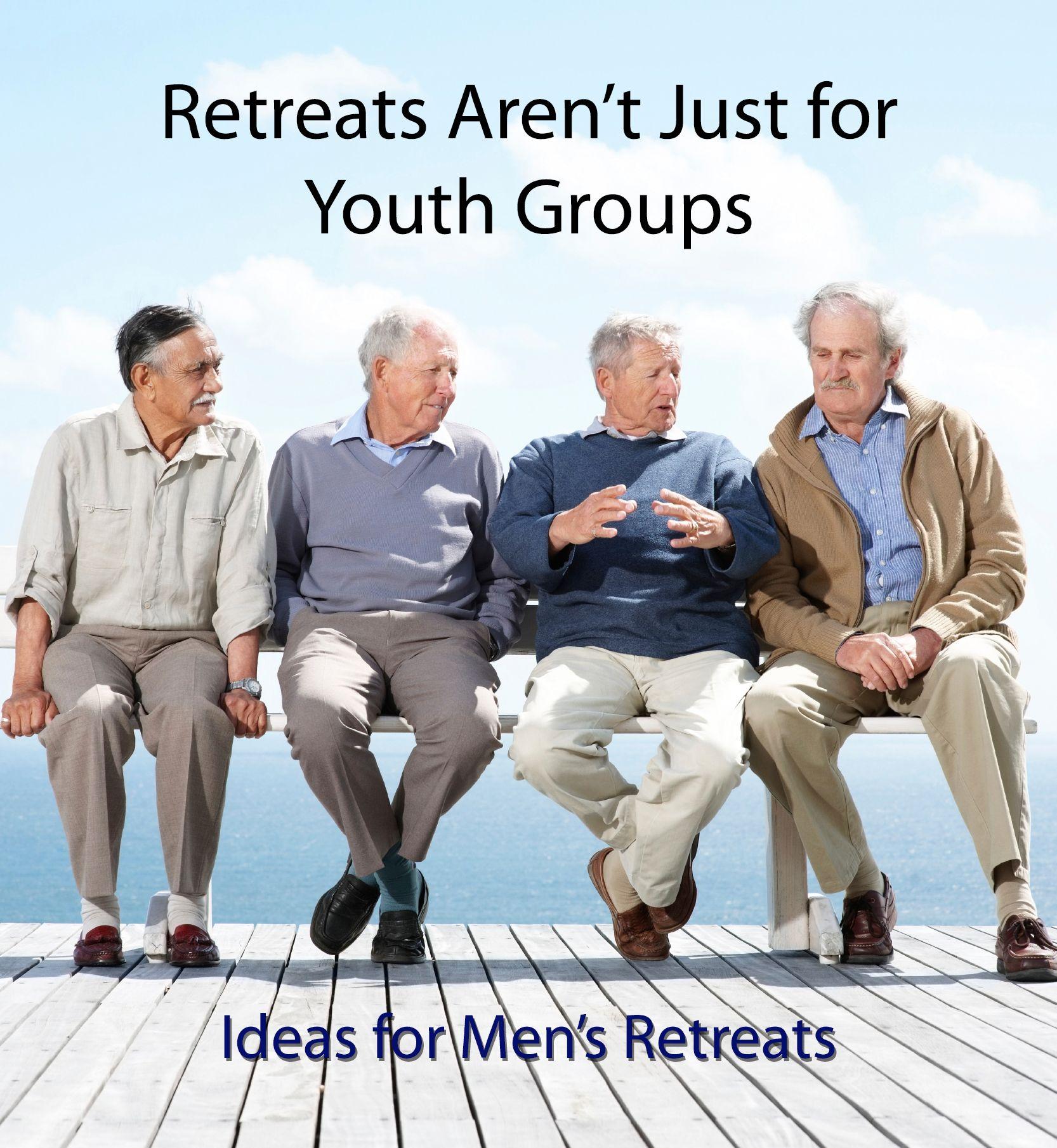 ideas for men's retreats | men's retreats | pinterest | christian