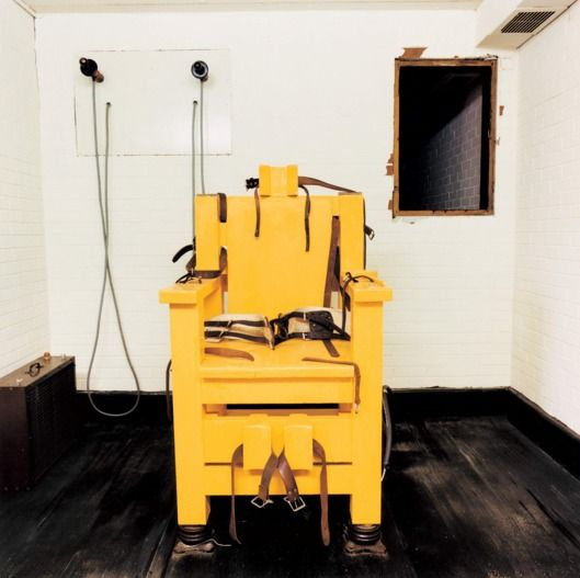 27 Us Execution Chambers Oggy