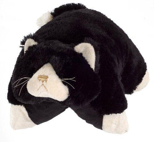 animal pillows black cat pillow