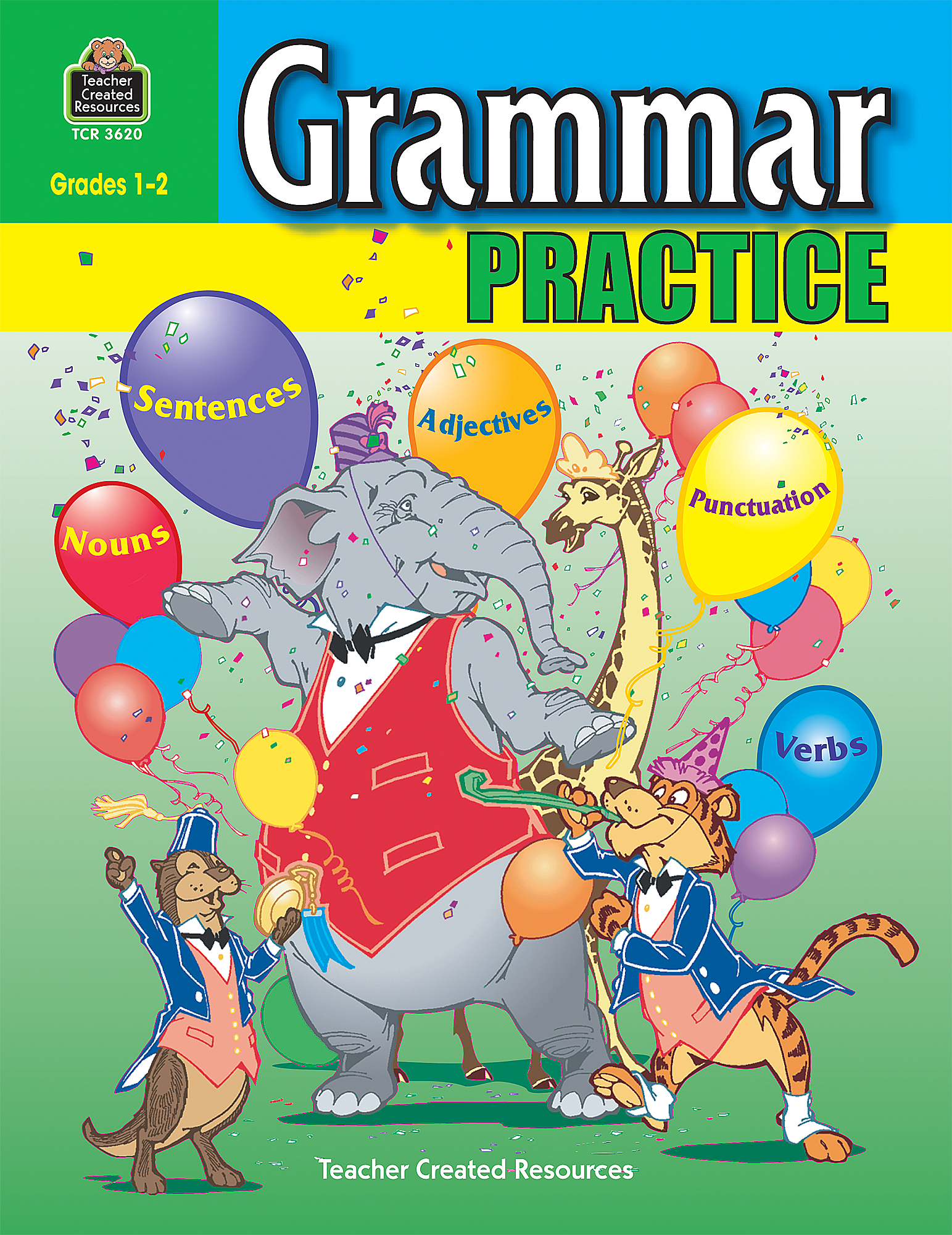 Grammar Practice For Grades 1 2 With Images