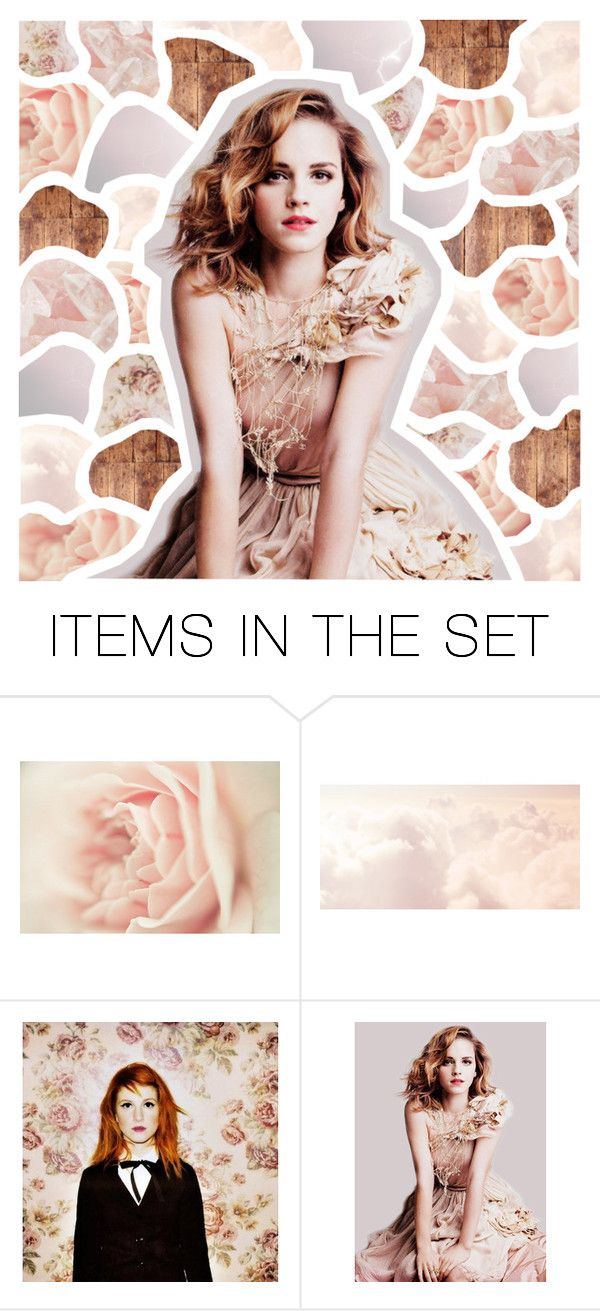 """""""Emma Watson <3"""" by charcharr ❤ liked on Polyvore featuring art"""