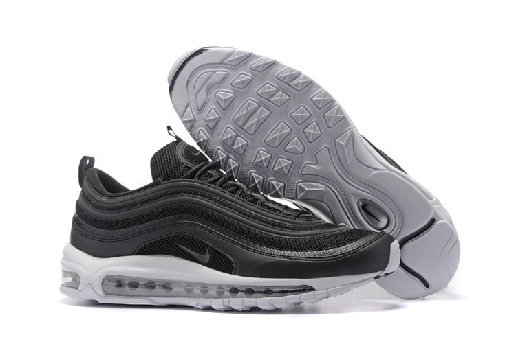 new concept 46eec beb12 Cheap Priced Nike Air Max 97 Oreo Black White 505802 010 For Sale