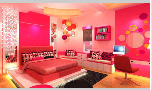So colorful | MISC | Pinterest | Bedrooms, Room and Dream rooms