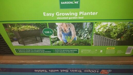 Aldi Planter Boxes Elevated Garden Beds Elevated 400 x 300