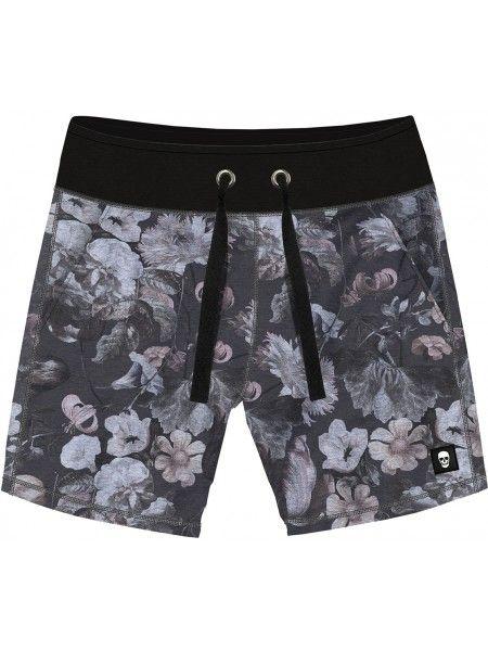 0e3c131acca01 Bermuda Moletom - Floral Bermuda Moletom, Bermudas Masculinas, Camisetas  Masculinas, Calça Masculina,