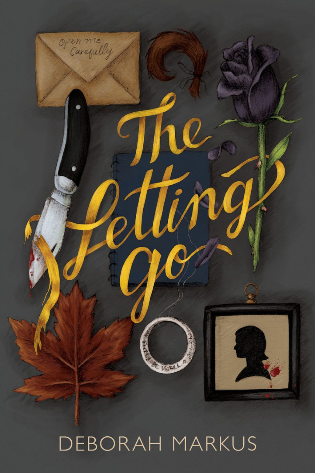The Letting Go Ebook