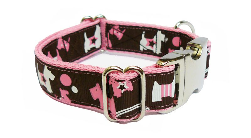 Scotties Dog Collar