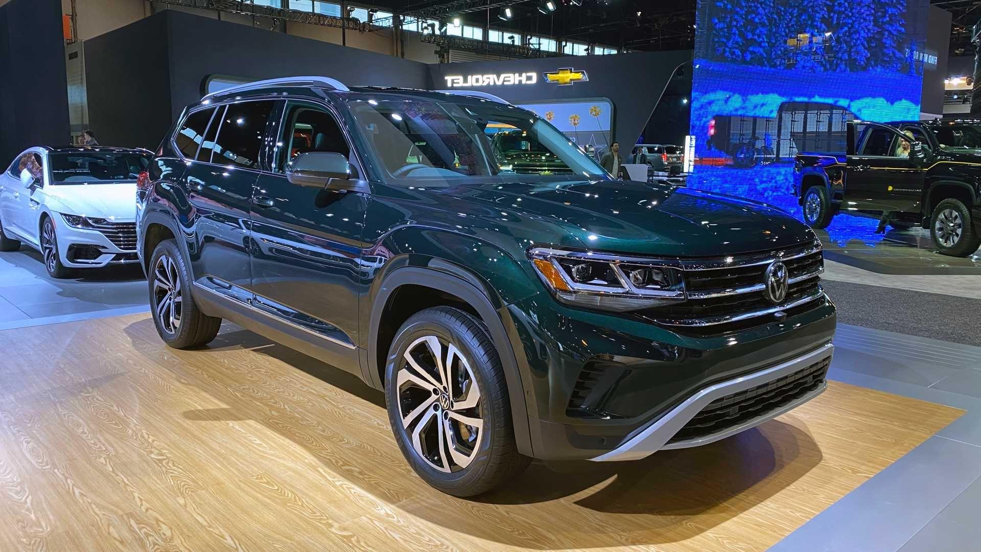 2021 Vw Atlas 3rd Row Release Date Interior Changes In 2020 Volkswagen Fuel Economy The Row
