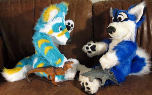 Anthropomorphic Plushie/Stuffed Animal Pattern! This