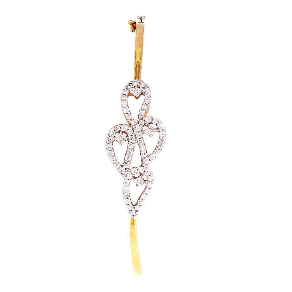 Prince jewellery diamond bracelet product code likes