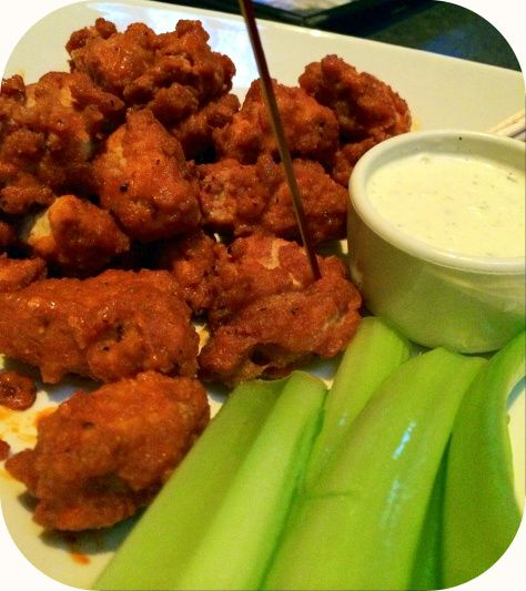 Yard House Vegan Wings Wing Recipes Cooking Recipes