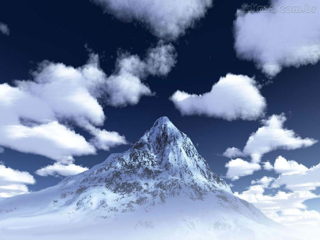 Monte Everest, fronteira da China (Tibet) com o Nepal