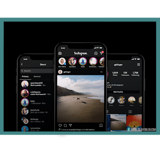 How to toggle Instagram's new Dark Mode on your iPhone or Android