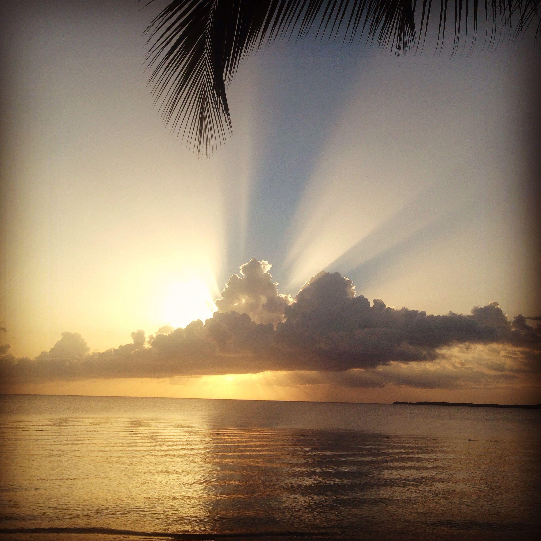 Atardecer, sunset, Puerto Rico