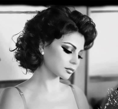 haifa wehbe tumblr - Google Search   hairstyle   Pinterest   Haifa ...