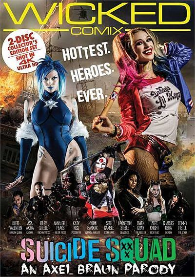 Anna Bell Peaks Suicide Squad