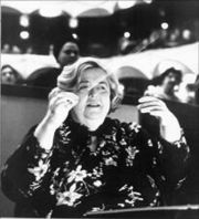 Sarah Caldwell 1924 2006 American Opera Director Conductor