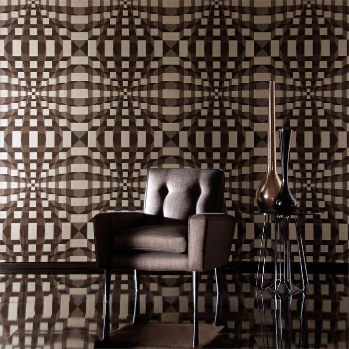 Wir Bieten Ihnen Coole Ideen Für Wohnzimmer Wandgestaltung   So Dekorieren  Sie Phantasievoll Die Eigenen Vier Wände Und Geben Sie Dem Raum Charakter
