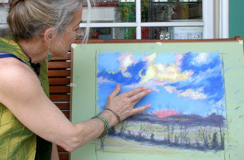 Carol Dearborn - Marblehead Art Walk